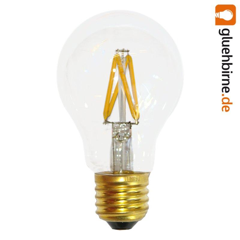 led filament gl hbirne 4w 40w e27 gl hlampe gl hfade. Black Bedroom Furniture Sets. Home Design Ideas