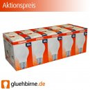 10 x OSRAM lightbulb 60W E27 matte lightbulb lightbulbs...