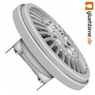 osram led parathom pro ledspot ar111 24 grad 12 watt warmton 830 12 v. Black Bedroom Furniture Sets. Home Design Ideas