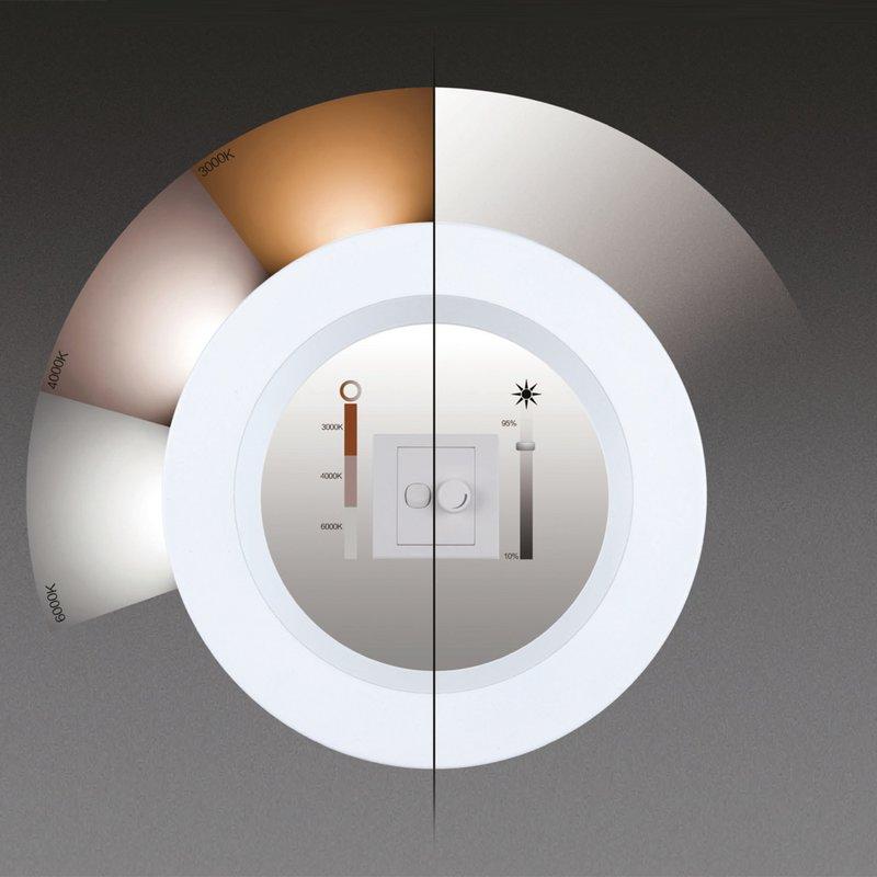 Led Downlight Einbauleuchte 13w 75w Farbtemperatur