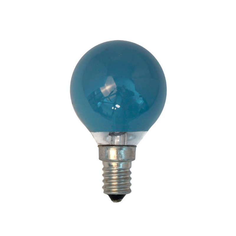 Glühbirne E14 25 Watt : 10 x gl hbirne tropfen 25w e14 blau gl hlampe 25 watt gl uu ~ Watch28wear.com Haus und Dekorationen