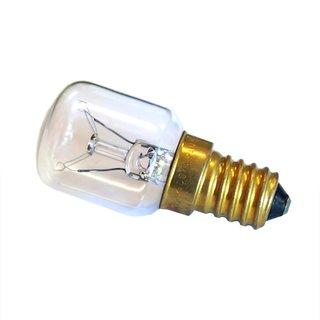 backofenlampe 300 40w e14 klar gl hbirne gl hlampe 40. Black Bedroom Furniture Sets. Home Design Ideas
