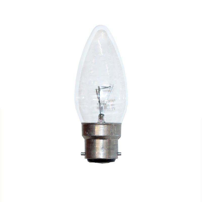 Kopfspiegellampe Glühbirne 60W B22 silber Glühlampe 60 Watt Glühbirnen dimmbar