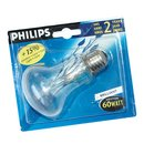 Philips Halogen Krypton Brilliant Leuchtmittel 60W E27...