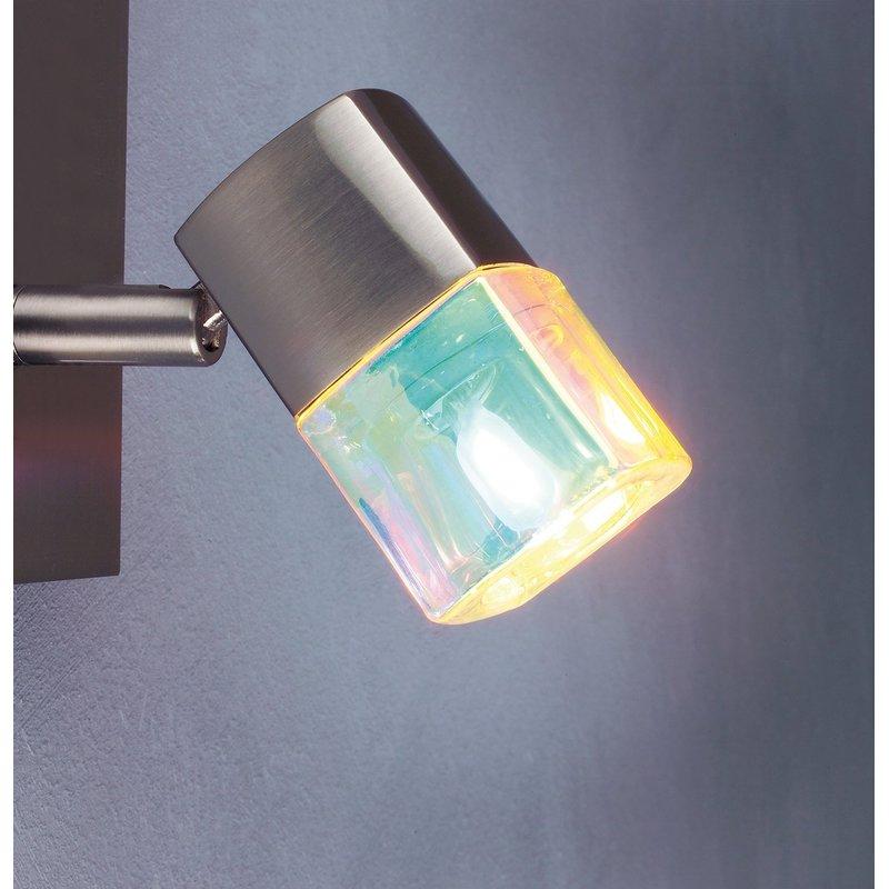 paulmann wand deckenleuchte spotlights nickel satiniert. Black Bedroom Furniture Sets. Home Design Ideas