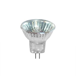Halogen Reflektor Leuchtmittel 30W = 35W GU4 12V MR11 warmweiß dimmbar Flood 30°