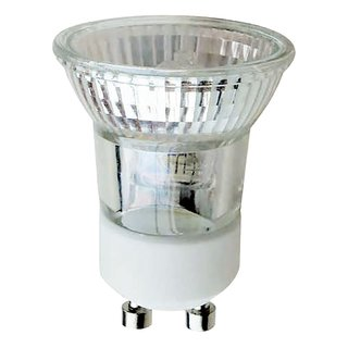 Halogen Reflektor klein 20W GU10 MR11 35mm 230V flood 30° warmweiß dimmbar