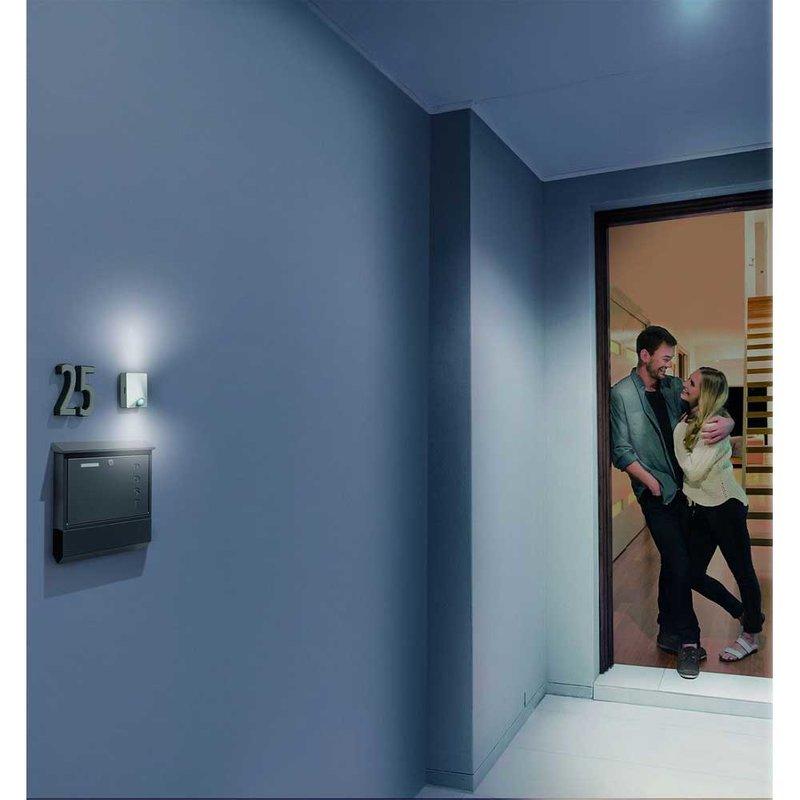 osram door led updown leuchte wei bewegungsmelder sensor kaltw. Black Bedroom Furniture Sets. Home Design Ideas