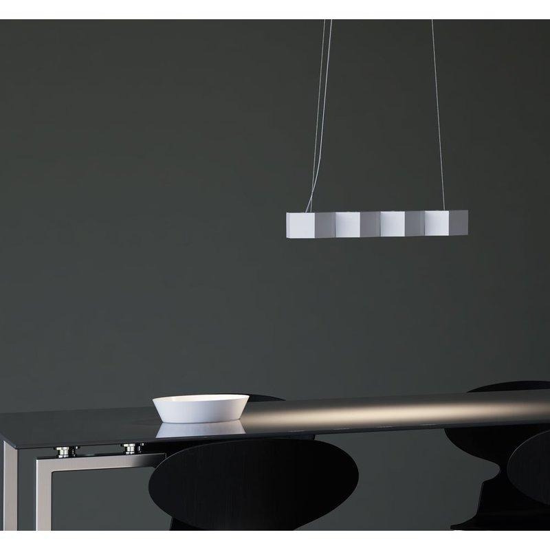 osram led pendellleuchte combilite quad 4 x 4w wei. Black Bedroom Furniture Sets. Home Design Ideas