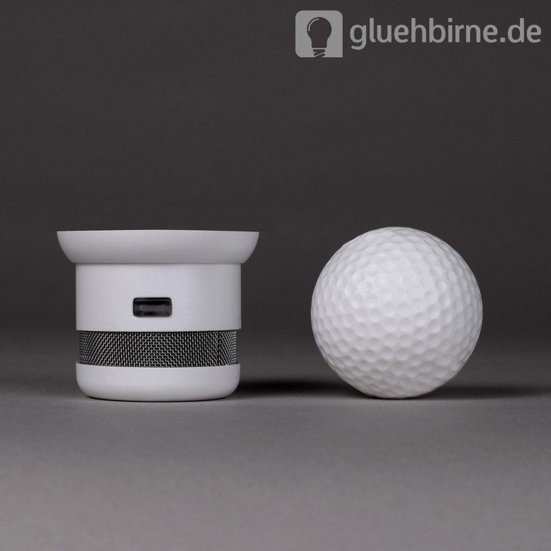 mini design rauchmelder invisible feuermelder. Black Bedroom Furniture Sets. Home Design Ideas