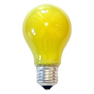 1 x gl hbirne 40w e27 gelb gl hlampe 40 watt gl hbirne. Black Bedroom Furniture Sets. Home Design Ideas