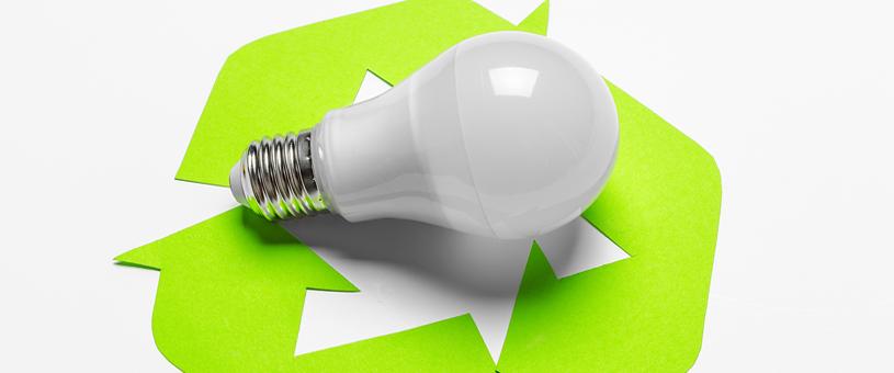 LED Leutchmittel entsorgen